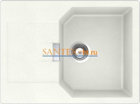 Santex.ru столешница Мойдодыры искуственный камень Заветы Ильича