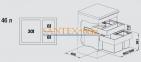 Система сортировки отходов BLANCO SELECT XL 60/3 Orga 0