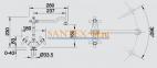 Смеситель BLANCO TERA хром 0