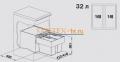 Система сортировки отходов BLANCO SELECT 45/2 0
