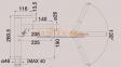 Смеситель BLANCO LINEE-S хром 0