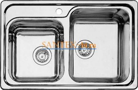 Мойка BLANCO CLASSIC 8-IF нержавеющая сталь с зеркальной полировкой