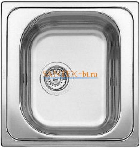 Мойка BLANCO TIPO 45 C нержавеющая сталь матовая
