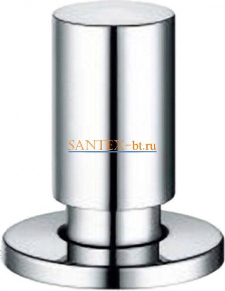 Ручка управления клапаном-автоматом BLANCO круглая нержавеющая сталь зеркальная полировка 222115