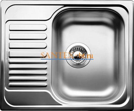 Мойка BLANCO TIPO 45 S mini нержавеющая сталь матовая