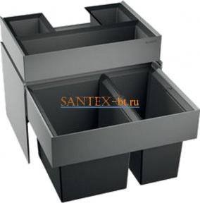 Система сортировки отходов BLANCO SELECT 60/2 Orga