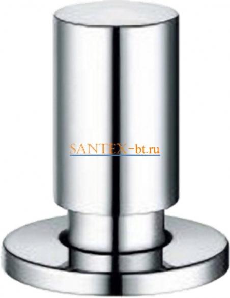 Ручка управления клапаном-автоматом BLANCO круглая хром 221339
