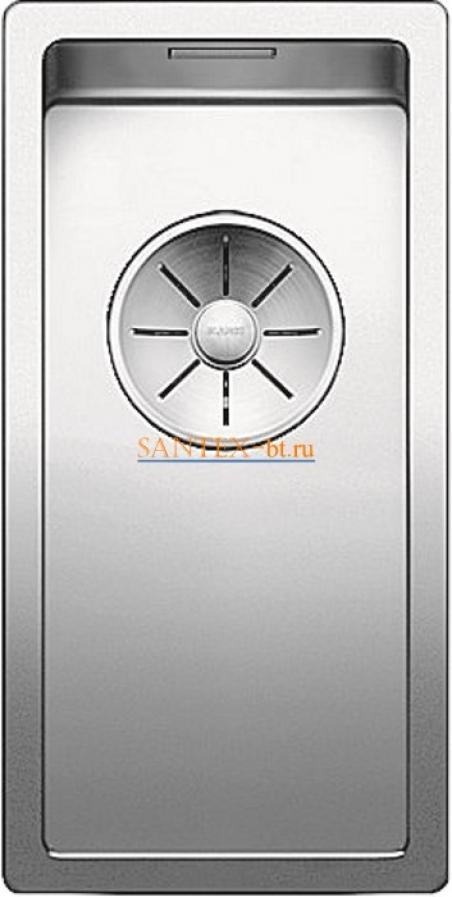Мойка BLANCO CLARON 180-IF нержавеющая сталь зеркальная полировка