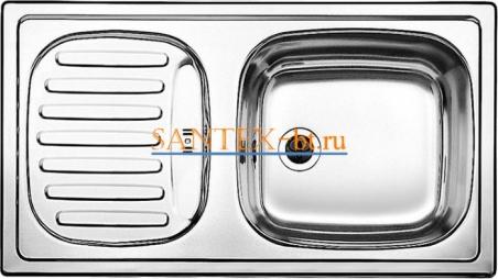 Мойка BLANCO FLEX mini нержавеющая сталь матовая