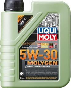 Моторное масло LIQUI MOLY Molygen New Generation 5W-30 1 л