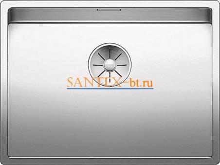 Мойка BLANCO CLARON 550-U нержавеющая сталь зеркальная полировка