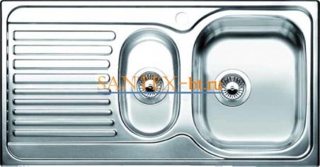 Мойка BLANCO TIPO 6 S Basic нержавеющая сталь матовая