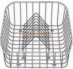 Корзина для посуды BLANCO с держателями нержавеющая сталь 507829