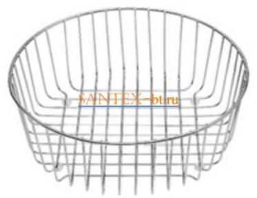 Корзина для посуды BLANCO нержавеющая сталь 220574