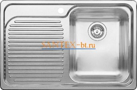 Мойка BLANCO CLASSIC 4 S чаша справа нержавеющая сталь зеркальная полировка