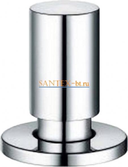 Ручка управления клапаном-автоматом BLANCO круглая нержавеющая сталь матовая полировка 222118