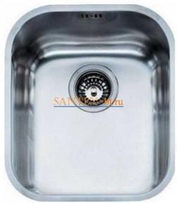 Мойка FRANKE GALASSIA GAX 110-30 нержавеющая сталь полированная
