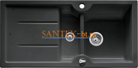 Мойка BLANCO IDESSA 6 S КЕРАМИКА с клапаном-автоматом
