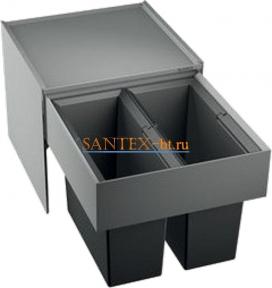 Система сортировки отходов BLANCO SELECT 45/2