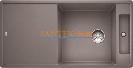 Мойка BLANCO AXIA III XL 6 S-F SILGRANIT разделочная доска ясень
