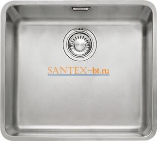 Мойка FRANKE KUBUS KBX 110-45 нержавеющая сталь полированная