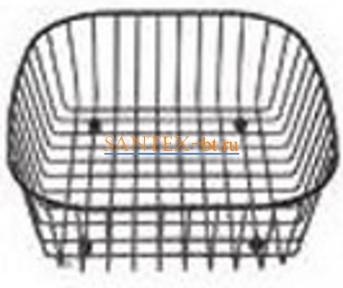 Корзина для посуды BLANCO нержавеющая сталь 514238