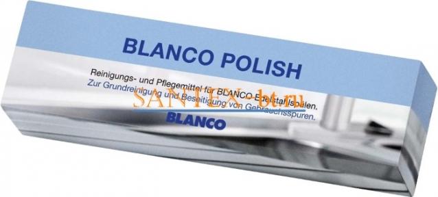 Чистящие средство BLANCO POLISH для моек из нержавеющей стали тюбик 150 г