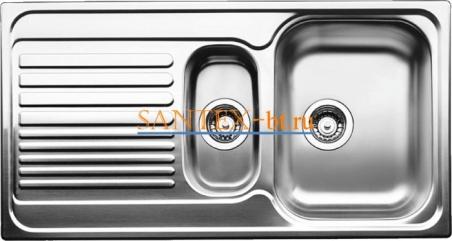 Мойка BLANCO TIPO 6 S нержавеющая сталь матовая