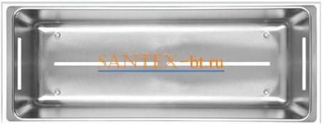 Коландер SCHOCK для мойки HORIZONT 40 D Small, 60 D, 90 нержавеющая сталь 629051