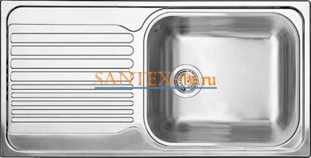 Мойка BLANCO TIPO XL 6 S нержавеющая сталь полированная