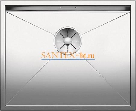 Мойка BLANCO ZEROX 500-IF нержавеющая сталь зеркальная полировка