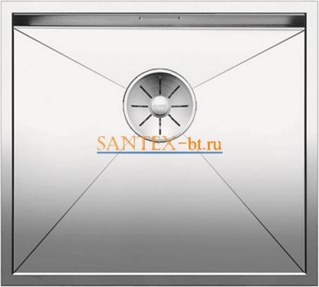 Мойка BLANCO ZEROX 450-U нержавеющая сталь зеркальная полировка
