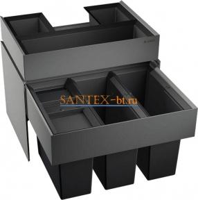 Система сортировки отходов BLANCO SELECT 60/3 Orga