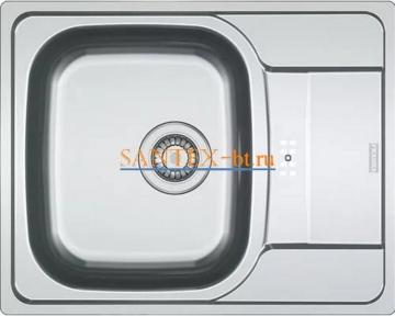 Мойка FRANKE POLAR PXN 614-60 нержавеющая сталь матовая