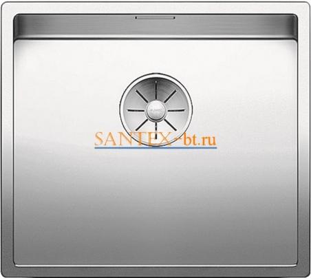 Мойка BLANCO CLARON 450-U нержавеющая сталь зеркальная полировка