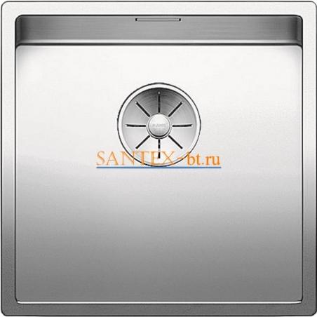 Мойка BLANCO CLARON 400-U нержавеющая сталь зеркальная полировка