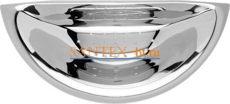 Коландер SCHOCK для мойки GENIUS 90 C нержавеющая сталь 629042