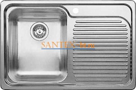 Мойка BLANCO CLASSIC 4 S-IF нержавеющая сталь зеркальная полировка чаша слева