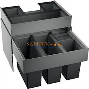 Система сортировки отходов BLANCO SELECT 60/4 Orga
