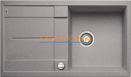 Мойка BLANCO METRA 5 S-F с клапаном-автоматом
