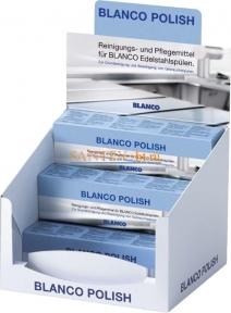 Чистящие средство BLANCO POLISH для моек из нержавеющей стали 12 тюбиков по 150 г