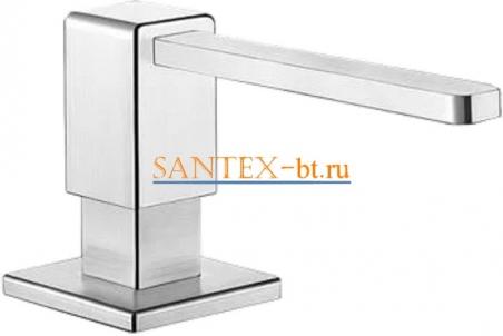 Дозатор жидкого моющего средства BLANCO LEVOS нержавеющая сталь зеркальная полировка