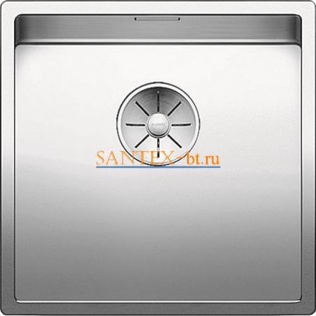 Мойка BLANCO CLARON 400-IF нержавеющая сталь зеркальная полировка