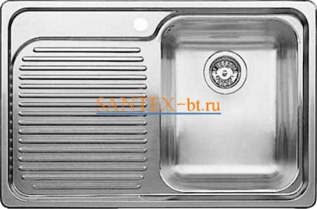 Мойка BLANCO CLASSIC 4 S-IF чаша справа нержавеющая сталь зеркальная полировка
