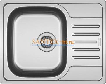 Мойка FRANKE POLAR PXN 611-60 нержавеющая сталь матовая
