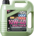 Моторное масло LIQUI MOLY Molygen New Generation 10W-40 4 л